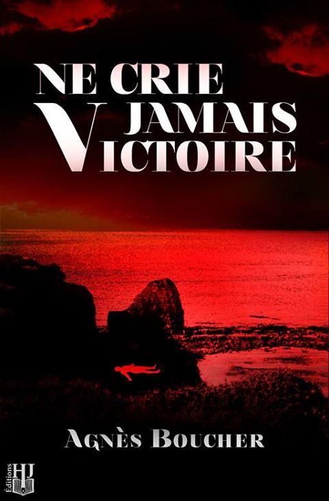 Couv Ne crie jamais Victoire