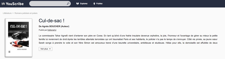 Youscribe Cul-de-sac