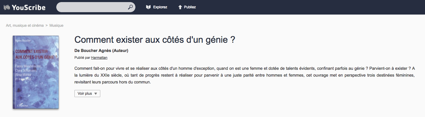 Youscribe Comment exister
